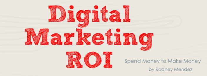 digital marketing return on investment